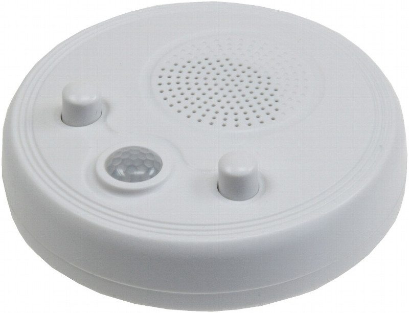Deckenradio Wandradio PIR 360° Bewegungsmelder Batterie Wand Decken Radio