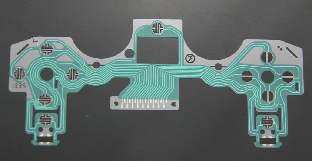 PS4 Controller Tastenfolie NEU  Flex Platine Leiterbahn für Dualshock4 Controller
