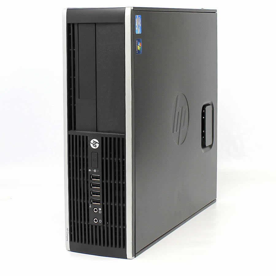 PC Computer HP Compaq 6200 Pro SFF G620 2x 2,6GHz 4GB 250GB Win7Pro 64