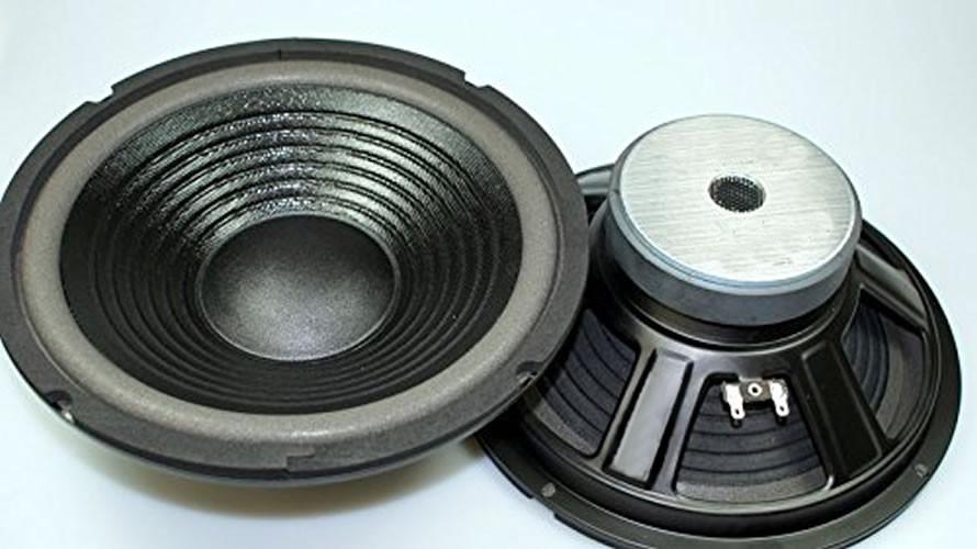 "2 x PA-Bass Hifi Lautsprecher 200mm Tieftöner MHB-8 20cm 8"""