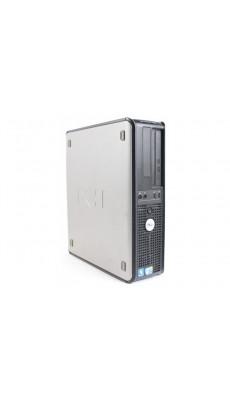 Dell Optiplex 780 IntelCoreDuo, 2GB, WIndows 7 Pro, Computer, PC mit originale Dell-Tastatur
