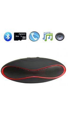 Bluetooth Lautsprecher Soundbox Musik Box Soundbar Tragbar Mp3 SD USB Card