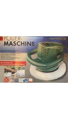 Parkside Poliermaschine 90W Lackpflege Synthetik Polierhauben (waschbar)