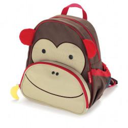 Kindergartenrucksack Kinder Rucksack Tiermuster Tiere Tasche Affe