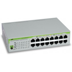AT-GS900/16-50 AlliedTelesis Gigabit Ethernet Switch 16 Ports lüfterlos
