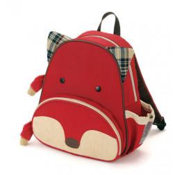 Kindergartenrucksack Kinder Rucksack Tiermuster Tiere Tasche Fuchs